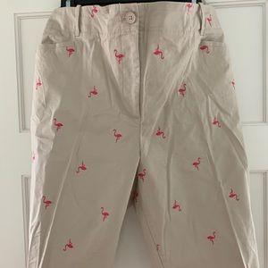 Talbots khaki shorts NWOT
